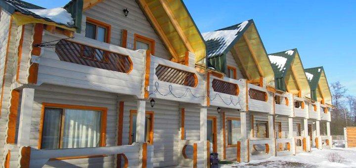От 4 дней отдыха на Шацких озерах с завтраками и рыбалкой в отеле «Nester-House»