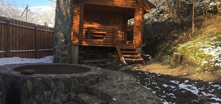 От 3 дней с питанием в усадьбе «Пикуй» в Закарпатье вблизи горнолыжного курорта Плай
