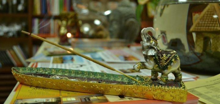 До 2 сеансов тайской расслабляющей SPA-программы с аромамаслами в студии «Атма»