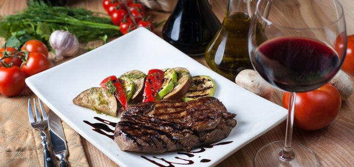 Праздничный ужин или банкет для компании в ресторане «Олимп»