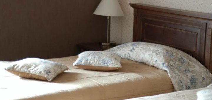 От 3 дней отдыха с завтраками, баней и бильярдом в отеле «Гоголь» в Миргороде