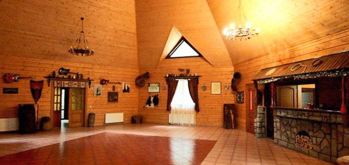 От 3 дней отдыха с питанием и сауной в комплексе отдыха «СКЕЛЯ» в Микуличине вблизи Буковеля