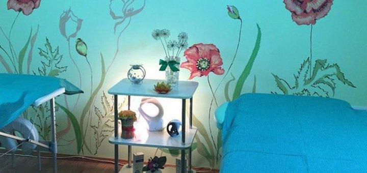 SPA-программа «Весенний комплимент» в фито-студии на Короленко