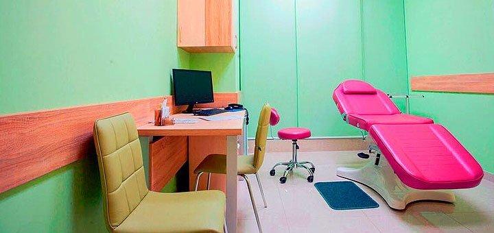 Обследование у уролога или уролога-андролога в медицинском центре «Твій Лікар»