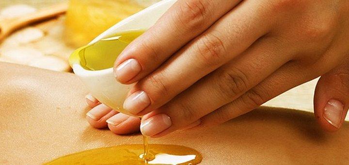 До 10 сеансов медового или шоколадного массажа спины в салоне «ARTE»