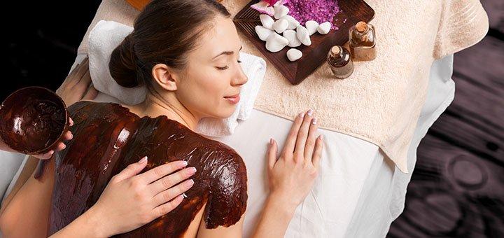 До 2 сеансов spa-программы «Шоколадный йогурт» в студии массажа «Три грации»