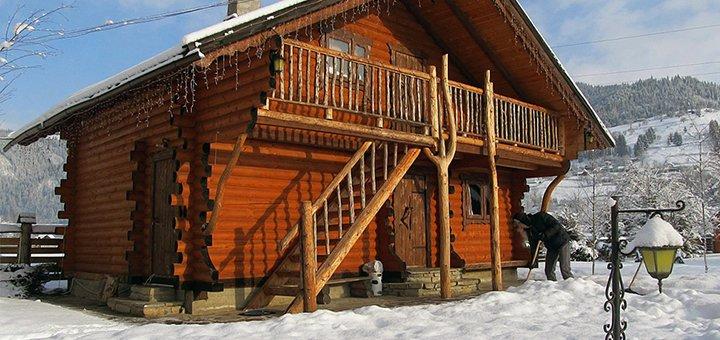 От 3 дней отдыха с двухразовым питанием и баней в гостином дворе «Горицвет» в Закарпатье