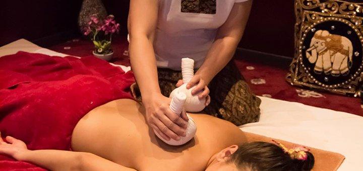 Тайские массажи на выбор от салона тайского массажа «ThaiRai»