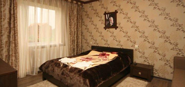 От 3 дней отдыха для двоих в отеле «Августин» в Солочине рядом с подъемниками