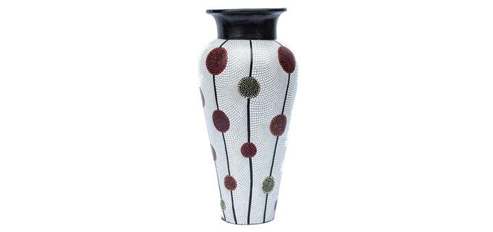 Скидка 20% на керамические вазы в интернет-магазине «GardenHouse»