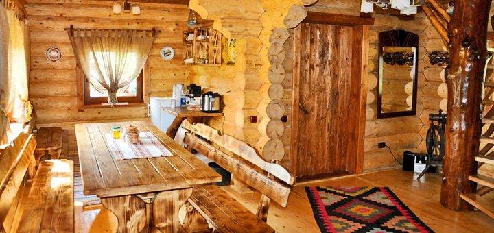 От 2 дней отдыха с завтраками в частной усадьбе «Верховинка» в Закарпатье