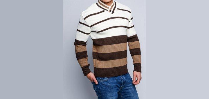 При покупке мужской одежды на сумму от 500 грн – украшения в подарок ко Дню Всех влюбленных