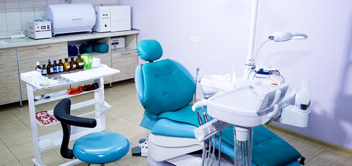 Отбеливание зубов в стоматологии «Посмішка 32»