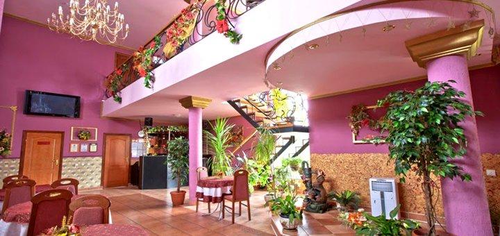 От 3 дней отдыха с питанием в лечебно-оздоровительном комплексе «Богема» в Трускавце