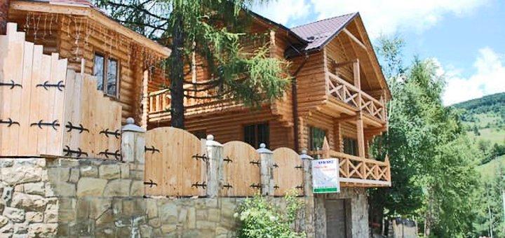 От 4 дней отдыха в уютном отеле «Краєвид» в Яремче