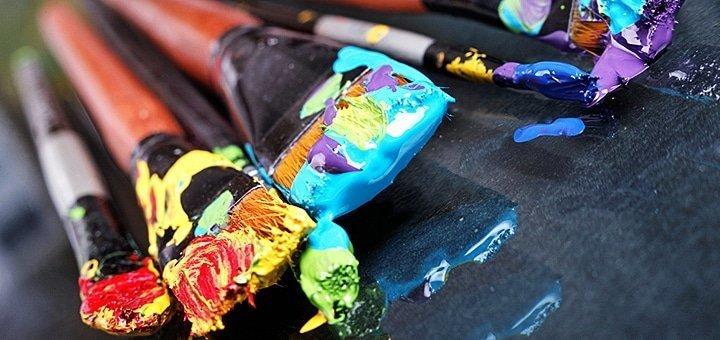 До 24 занятий живописью в творческой мастерской «Art-Hobby»