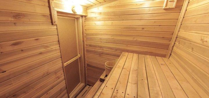 До 5 часов на посещение бани на Москалевке