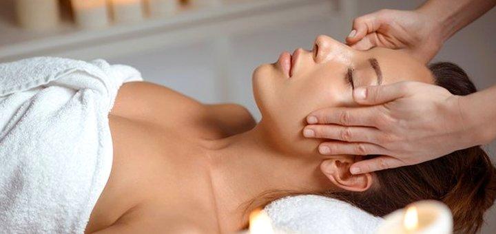 До 7 сеансов массажа лица, шеи и декольте в студии красоты «A.Beatylab»