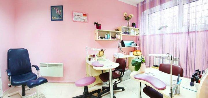 Маникюр, педикюр, покрытие гель-лаком в салоне красоты «Club VV & Орхидея»