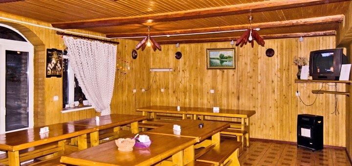 От 3 дней отдыха с питанием в отеле «Юлия» в Драгобрате