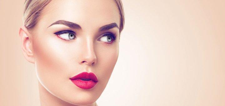 Пудровые брови и перманентый макияж от косметолога Наталья Челомбитько