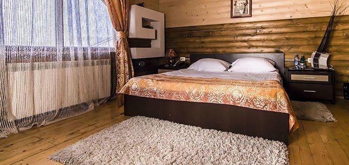 От 4 дней отдыха с питанием и экскурсиями в отеле «Катерина» в Поляне
