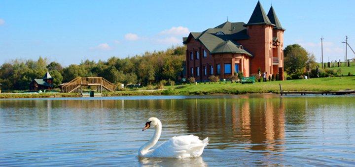 От 5 дней отдыха с питанием в SPA-отеле «Шепильская» во Львовской области
