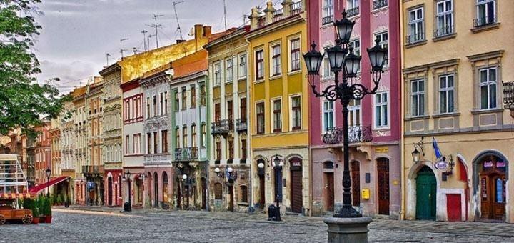 Экскурсионный тур выходного дня во Львов от туристической компании «Твій Край»