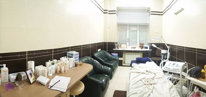 До 3 сеансов механической чистки лица и брашинг уход от косметолога Ларисы Черненькой