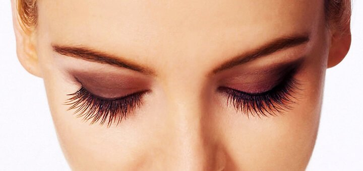 Поресничное наращивание ресниц и биотатуаж бровей в салоне красоты «Beauty nails & lashes»