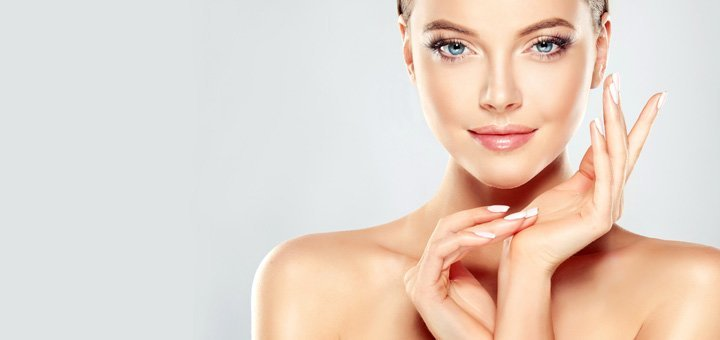 До 3 сеансов Elos-омоложения лица, шеи, декольте или рук в студии красоты «Be happy»