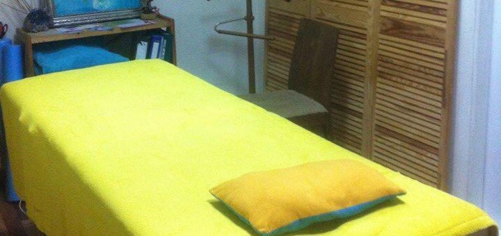 До 7 сеансов массажа спины и шейно-воротниковой зоны в студии массажа