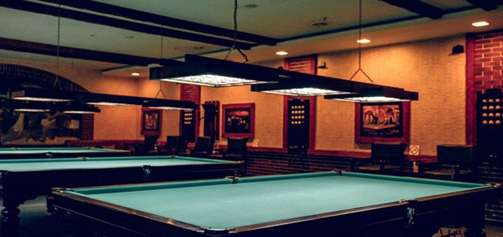 Скидка 50% на все меню кухни и курение кальяна в «Shisha Lounge Bar»