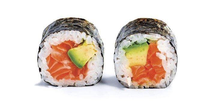 Скидка 50% на все меню от «SushiGo» с самовывозом