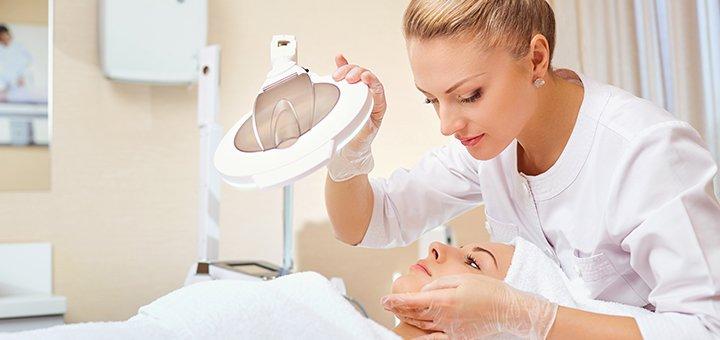 До 3 сеансов безинъекционной карбокситерапии лица в салоне красоты «Ваш стиль»