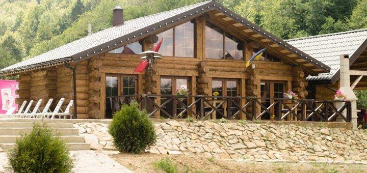 От 3 дней отдыха с посещением SPA-центра в спа-отеле «Monastic» в Карпатах