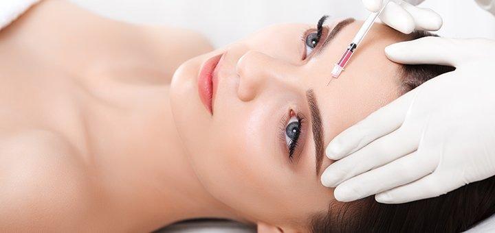Скидка до 67% на инъекции Botox или Dysport от врача-косметолога Винославской Юлии