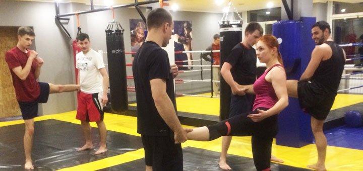 До 36 занятий боксом, ММА, вин-чун, рукопашным боем в клубе «Стрела»