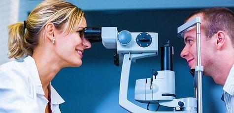 Диагностика зрения в клинике «Взгляд»! -69%