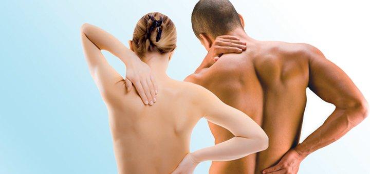 Мануальная терапия всего тела от студии «Back to Health»