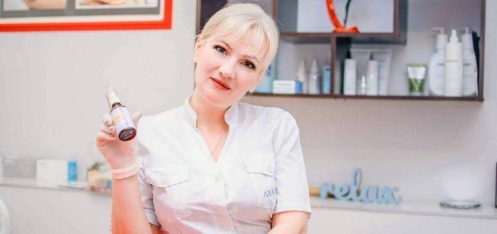 Скидка до 31% на биоревитализацию лица в косметологическом кабинете «Эксперты красоты»