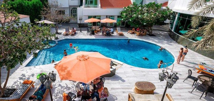 ✈ 8 дней отдыха All Inclusive для двоих в отеле «Al Khalidiah Resort» в ОАЭ по горящей цене