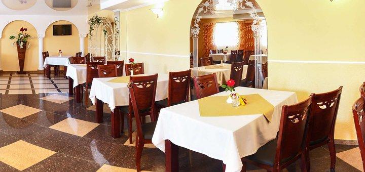 От 3 дней отдыха с питанием и услугами в отельном комплексе «Благодать 3*» в Шаяне