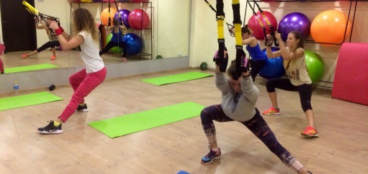 До 36 занятий фитнесом или TRX в спортивном клубе «Стрела»