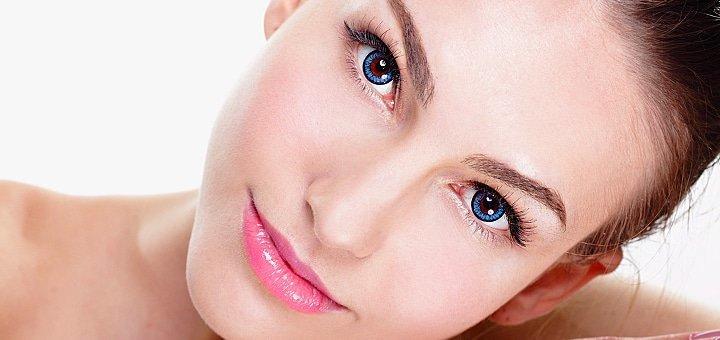 Ультразвуковая чистка лица, молочный и миндальный пилинг, альгинатная маска в салоне красоты «Fashion Diva»