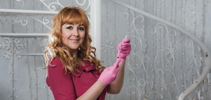 Биозавивка, окрашивание, ламинирование или ботокс ресниц в кабинете «Эксперты красоты»