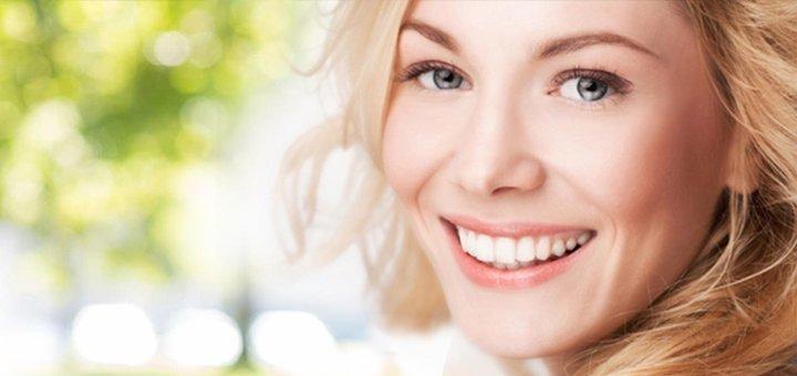 Лечение кариеса с установкой фотополимерных пломб в стоматологии «KievDental»