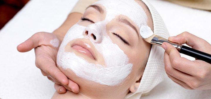Ультразвуковая чистка лица в центре косметологии «Фабрика красоты»
