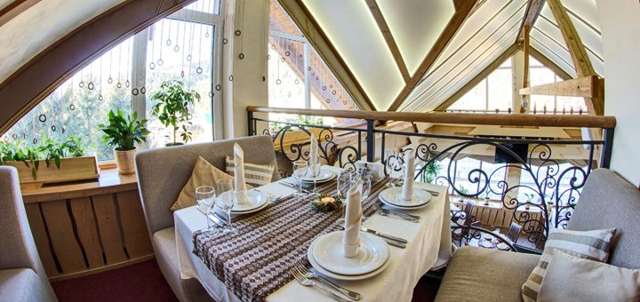 От 4 дней отдыха для двоих с завтраками в отеле «Wellland» в Яремче