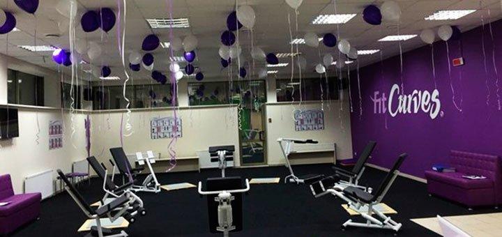 10 занятий фитнесом в сети фитнес-клубов «FitCurves» по всей Украине